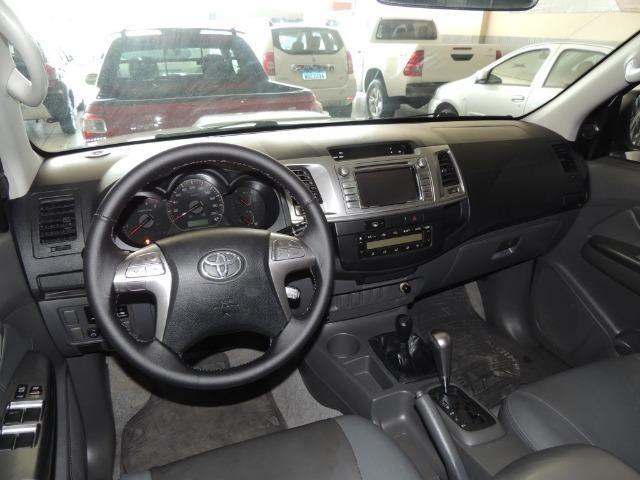 Toyota Hilux 3.0 SRV Cabine Dupla 4x4 Diesel 2014 - Foto 6