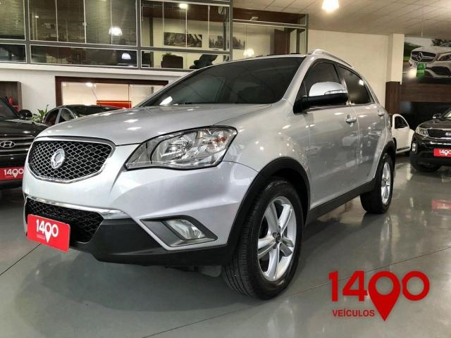 Ssangyong Korando 2.0 EXECUTIVE GLS AWD 4P
