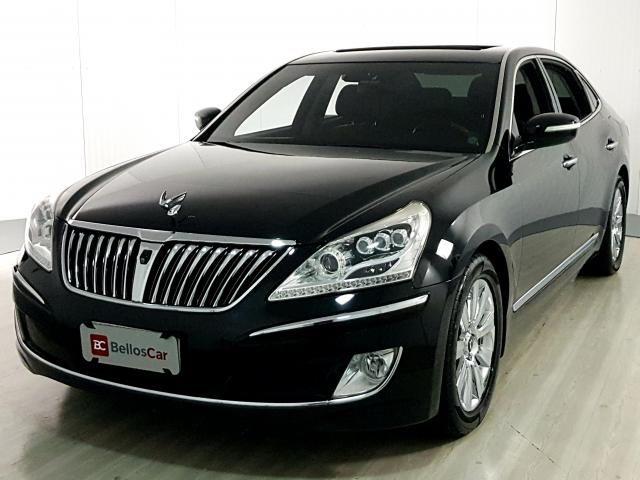 Hyundai EQUUS 4.6 V8 32V 366cv 4p Aut. - Preto - 2012