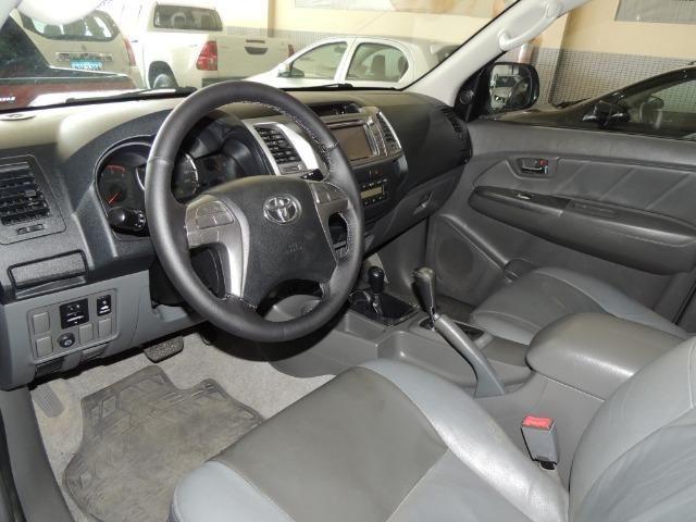 Toyota Hilux 3.0 SRV Cabine Dupla 4x4 Diesel 2014 - Foto 5