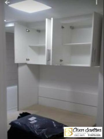 Apartamento 2/4 para locação em Abrantes - Foto 4