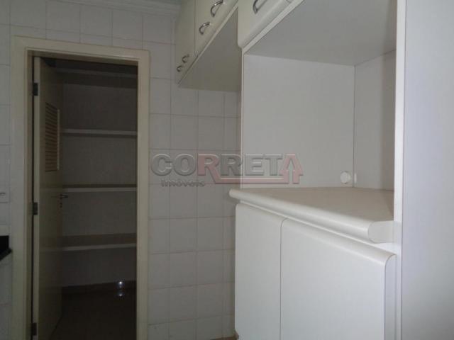 Apartamento à venda com 3 dormitórios em Vila mendonca, Aracatuba cod:V8282 - Foto 9