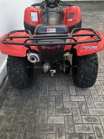 Quadriciculo Honda Fourtrax 420 4x4 2013 - Foto 6