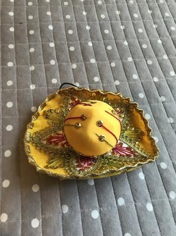 7ed00ad1c2789 Mini chapéus mexicanos - Objetos de decoração - Centro
