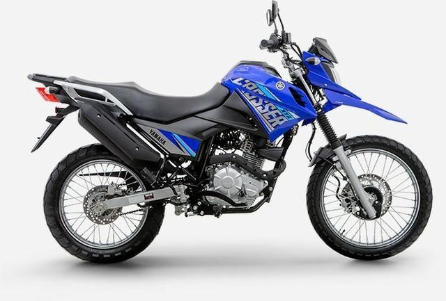 Yamaha Xtz Crosser Z ABS 150cc okm 2021 todas cores - Foto 5