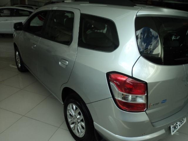 Oportunidade Gm - Chevrolet Spin ltz 1.8 automatico 7 lugares -Ótimo Preço!!! - Foto 6