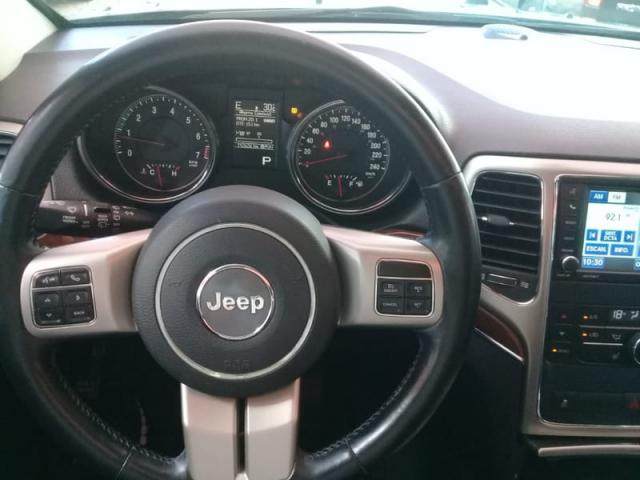 JEEP GRAND CHEROKEE LIMITED 3.6 4X4 V6 AUT. 2012 - Foto 5