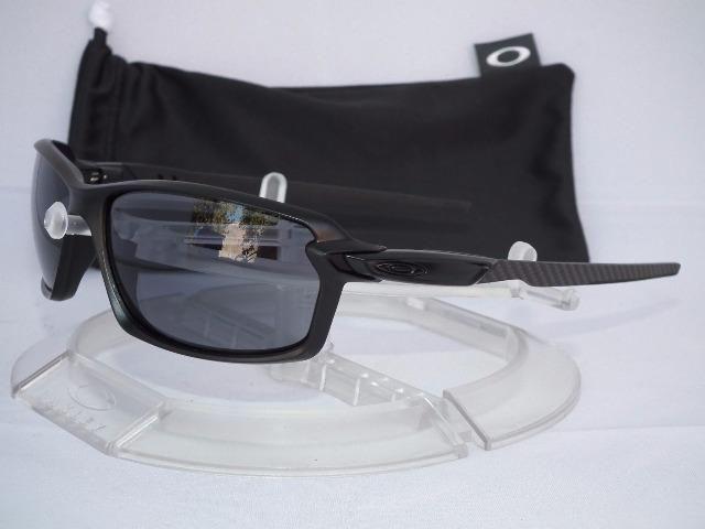 1444bea5a Óculos Oakley Carbon Shift Preto Polarizado - Importado e Novo ...