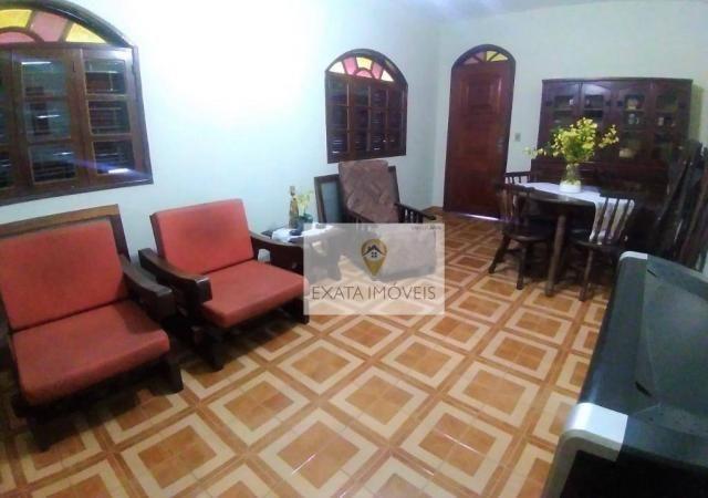 Linda casa linear em 2 terrenos de esquina, Centro/ Rio das Ostras! - Foto 13