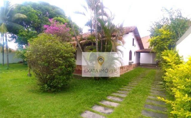 Linda casa linear em 2 terrenos de esquina, Centro/ Rio das Ostras! - Foto 3