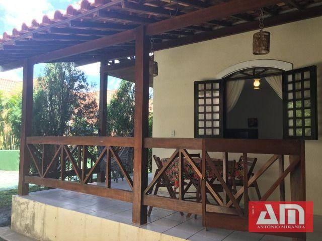 Casa com 3 dormitórios à venda, 140 m² por R$ 320.000 - Gravatá/PE - Foto 3