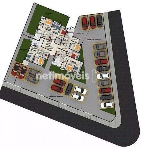 Apartamento à venda com 2 dormitórios em Alto caiçaras, Belo horizonte cod:833967 - Foto 8