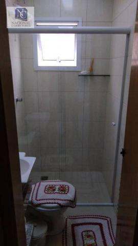 Cobertura com 2 dormitórios à venda, 106 m² por R$ 335.000,00 - Vila Tibiriçá - Santo Andr - Foto 13