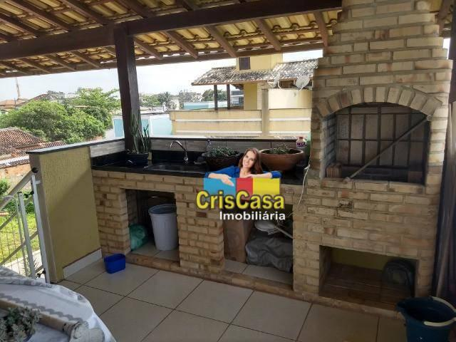 Casa com 2 dormitórios à venda, 145 m² por R$ 330.000,00 - Enseada das Gaivotas - Rio das  - Foto 15