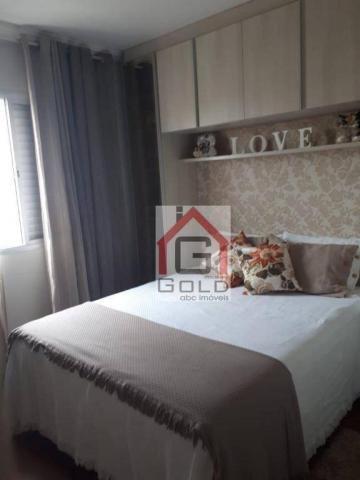 Apartamento com 2 dormitórios à venda, 52 m² por R$ 245.000 - Vila Francisco Matarazzo - S - Foto 9