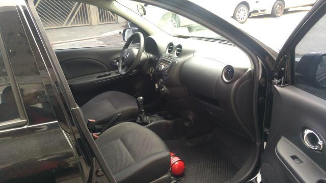 Nissan March S 1.6 2013 18.400 + Débitos Oportunidade !!!!!!!!!!!!! - Foto 4