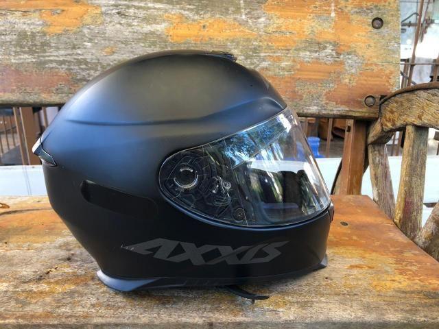 Capacete AXXIS modelo EAGLE 59/60 cm - Foto 2