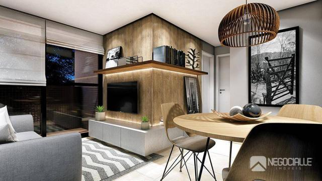 Apartamento com 02 dormitórios com excelente estrutura de lazer no bairro dos Bancários - Foto 12
