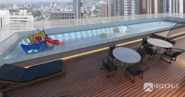 Apartamento com 1 dormitório à venda, 35 m² por R$ 230.000,00 - Bancários - João Pessoa/PB - Foto 3