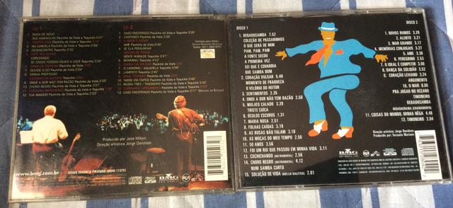 Paulinho da Viola - 2 álbuns duplos - Foto 2