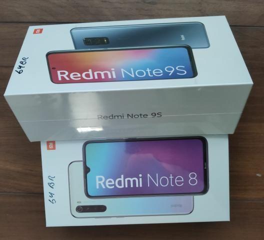 Festival dos Namorados! REDMI Note  da Xiaomi.. Novo lacrado com garantia e entrega