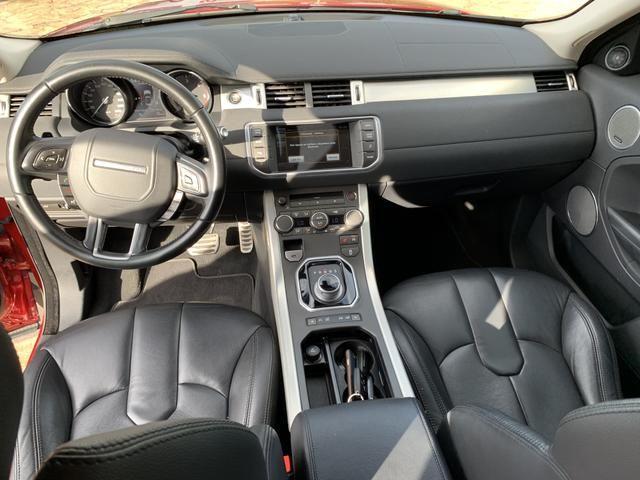 Ranger Rover Evoque 2.2 diesel 4x4 automática Pure Tech 2015/2015 - Foto 4