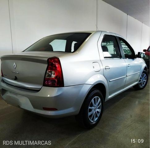 Renault Logan Expression Completo Financio Troco - Foto 5
