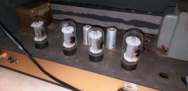 Amplificador Palmer P120 - Foto 5