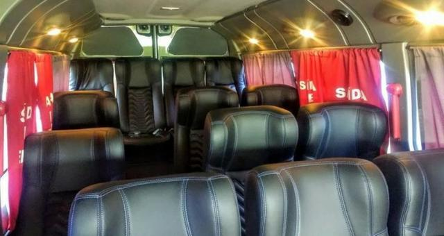 Renault Master L3h2 Executive 2014 16 lugares completa - Foto 9