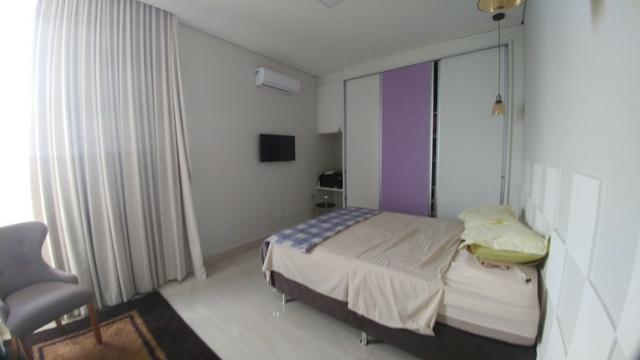 Casa Condominio Fechado, Alto Padrão com 04 Suítes, em Caldas Novas GO - Foto 12