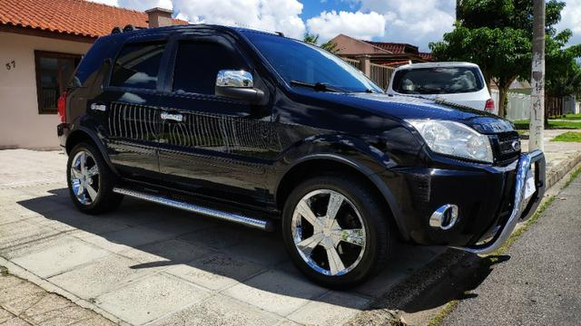Ford Ecosport XLT 2.0 Automática Flex 2009 - Foto 7