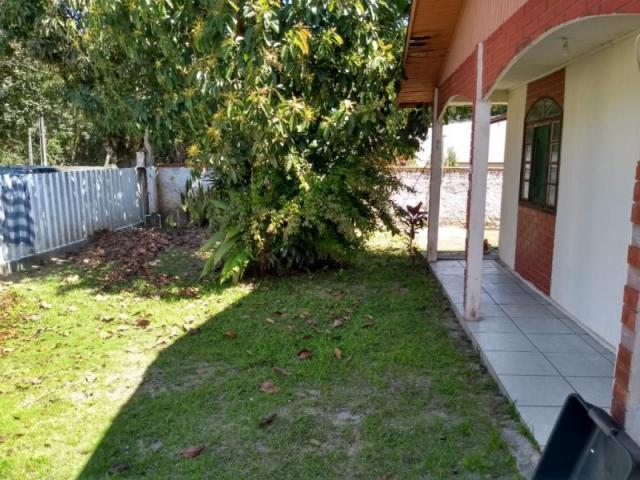 CASA COM TERRENO 12X30 NA PRAIA À VENDA - BALNEÁRIO SAINT ETIENE - MATINHOS/PR - Foto 3