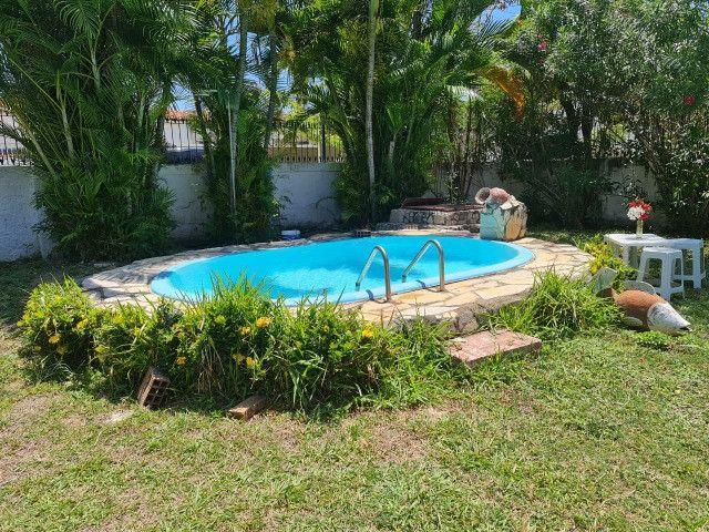 Linda casa terreno esquina 200 metros da praia  Maria farinha paulista - Foto 20
