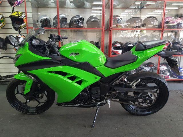 Kawasaki ninja 300 2014 - Foto 3