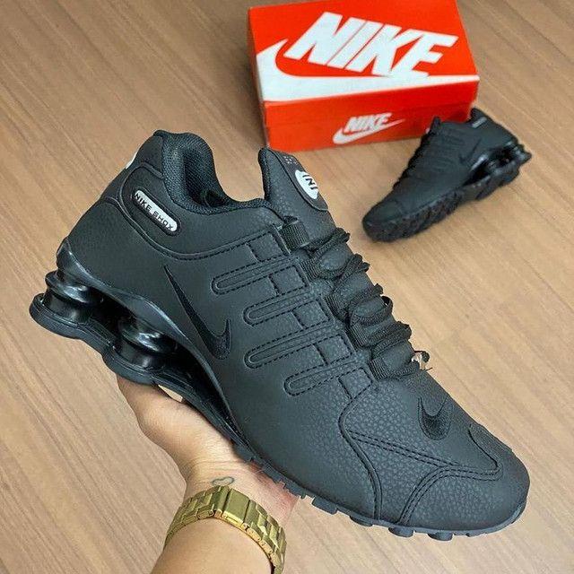 Nike Shox Nz lançamento