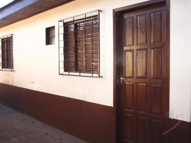 Kitnet com 1 dormitório para alugar, 30 m² por R$ 540,00/mês - Jardim Naipi - Foz do Iguaç - Foto 13