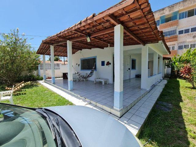 Linda casa terreno esquina 200 metros da praia  Maria farinha paulista - Foto 16
