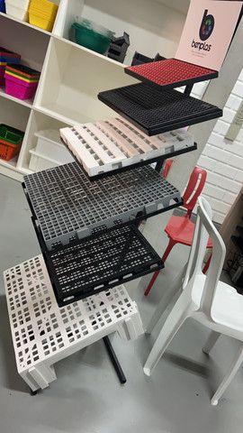 Estrados plasticos direto da fábrica - Foto 2