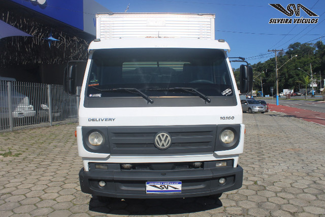 VW 10.160 Delivery - Ano: 2013 - Baú - Foto 3