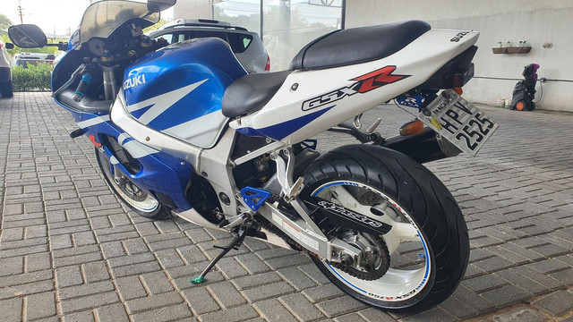 Suzuki GSX R 2004 - Foto 5