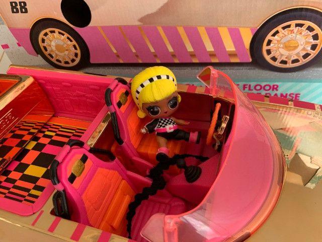 Novo Carro da Lol Surprise com piscina - Foto 2