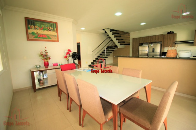 Casa Duplex Condomínio Ponta Negra II 380M² 04 Quartos - Foto 2