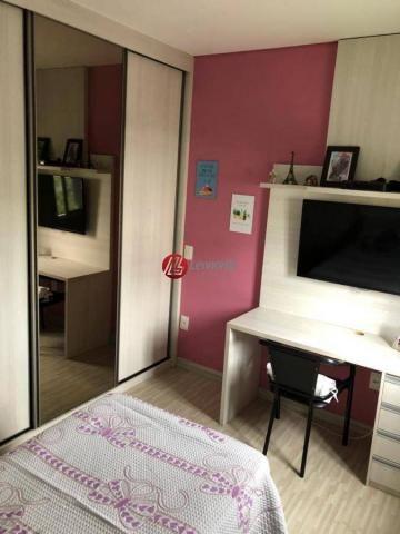 Apartamento 3 Quartos com Suíte, Varanda e Salão de festas - Foto 18