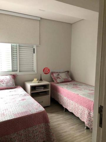 Apartamento 3 Quartos com Suíte, Varanda e Salão de festas - Foto 17