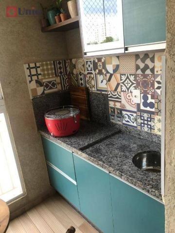Apartamento com 3 dormitórios à venda, 68 m² por R$ 390.000 - Alto - Piracicaba/SP - Foto 10