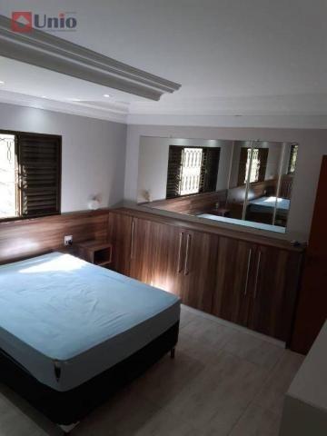 Casa com 3 dormitórios à venda, 220 m² por R$ 405.000 - Conjunto Residencial Mário Dedini  - Foto 11