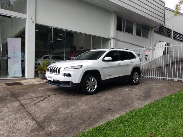 Jeep Cherokee Limited 3.2 Aut