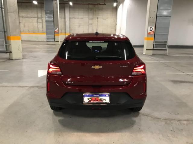 Chevrolet Onix 1.0 Lt 8v Flex 4p Manual 2020 - Foto 4