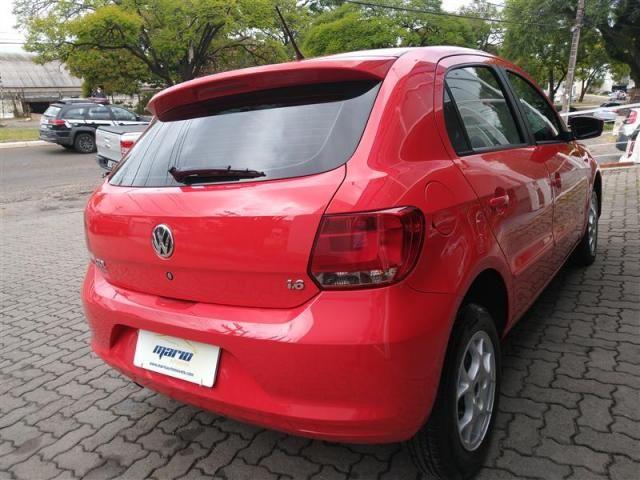 Volkswagen Gol 1.6 8V Flex 4P manual  - Foto 2