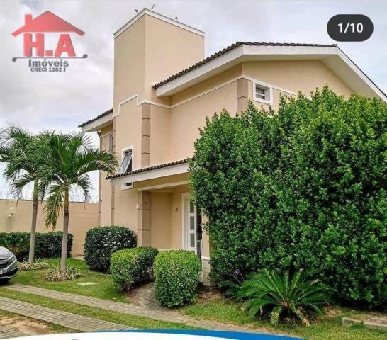 Casa com 3 dormitórios à venda por R$ 799.000 - Coité - Eusébio/CE - Foto 3